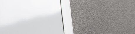 Tableau blanc et d'affichage combi